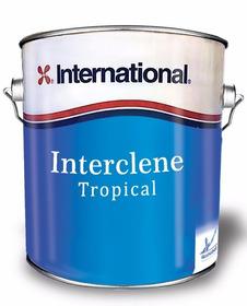 Tinta Envenenada - Anticrustante Interclene Azul Galão