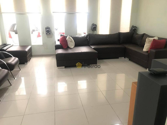 Sobrado Com 3 Dormitórios À Venda, 191 M² Por R$ 770.000,00 - Rudge Ramos - São Bernardo Do Campo/sp - So0832