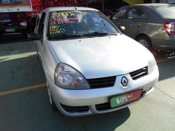 Renault Clio 1.0 Authentique 16v Hi-flex 2p Manual