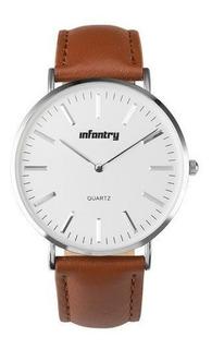 Reloj Infantry Pacifistor Clasico Vintage Estuche Original