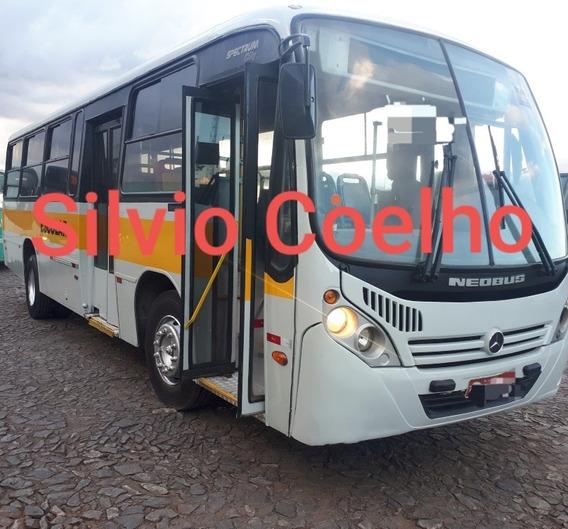 Ônibus Micrao Neobus 08/08 Curtinho= Silvio Coelho