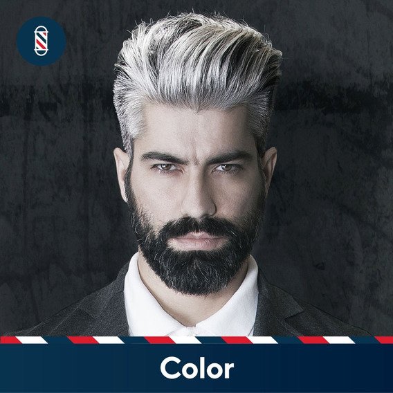 Curso De Barbería Color