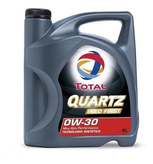 Aceite Total Quartz Ineo First 0w30 9726262