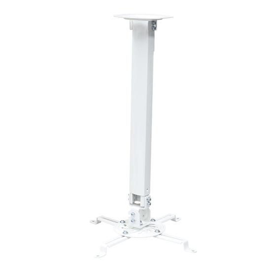 Suporte De Teto Para Projetor Altura Até 90cm Pro1100