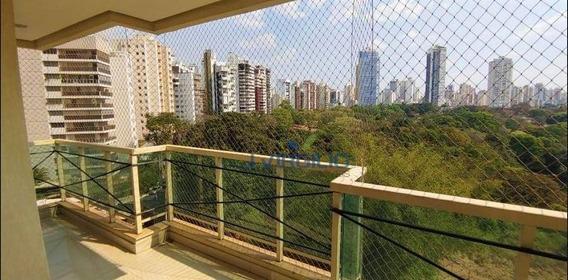 Apartamento Com 4 Quartos À Venda, 161 M² Por R$ 725.000 - Setor Oeste - Goiânia/go - Ap0659