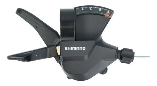 Palanca Mando Shifter Derecho Shimano Altus 7 Pasos M315-7r