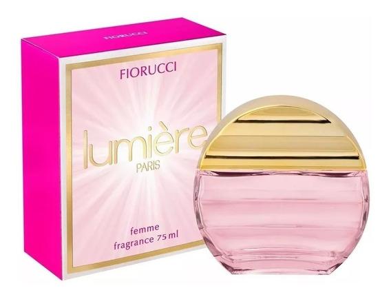 Perfume Deo Colônia Lumière 75ml Fiorucci