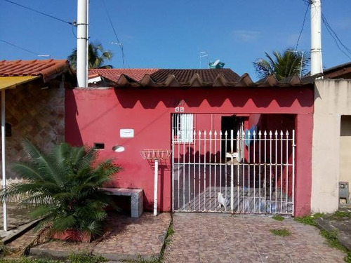 Casa À Venda No Balneário Gaivota - Itanhaém 4337   A.c.m