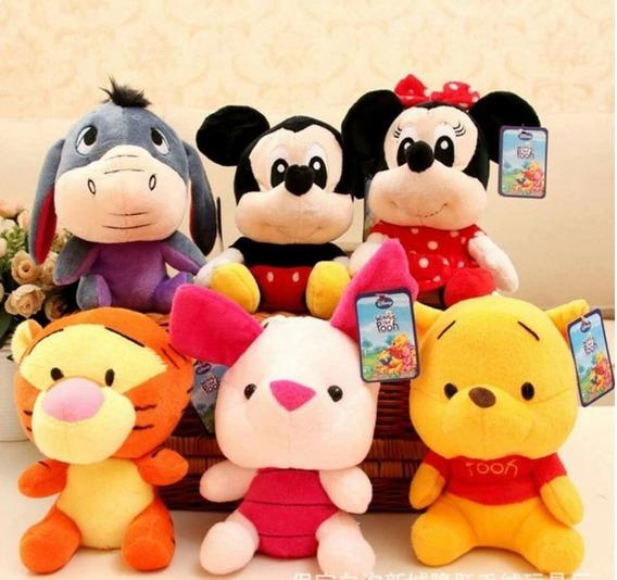 Pelúcia Disney Store 18 Cm Original
