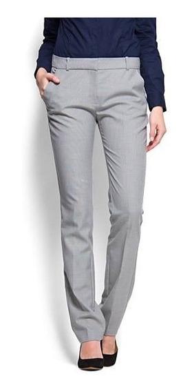 Pantalon Vestir Mango