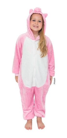 Piñata Pijama Pequeño Chanchito Niños