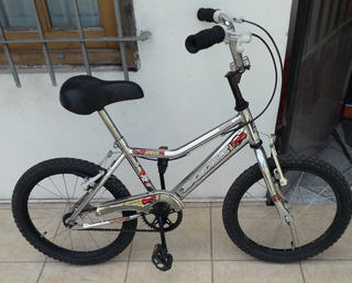 Bicicleta Bodei Rodado 16 Gris