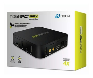 Tv Box Android Convertidor Smart Tv Nogapc Pro