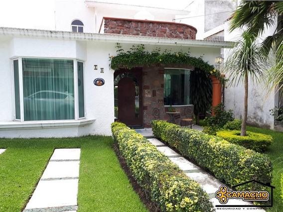 Casa En Venta En Lomas De Cocoyoc Olc-0974