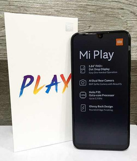 Xiaomi Redmi Play - 4/64gb
