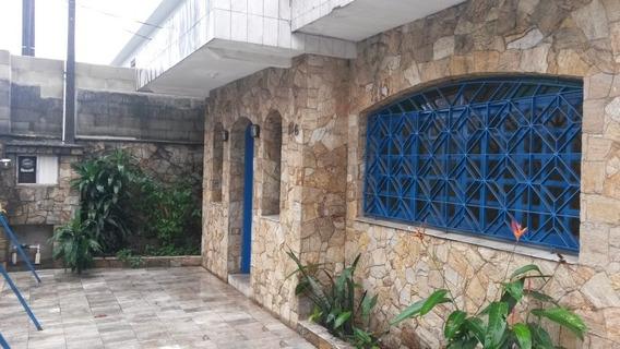 Casa Grande Com Area Enorme Residencial Ou Comercial