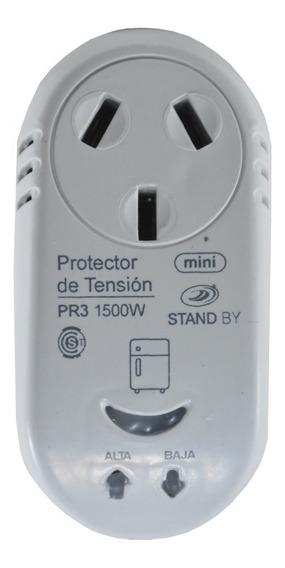 Protector De Tensión Para Heladeras Y Freezer 1500w Mod Pr3