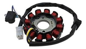 Estator Magneto Biz 125 C/bobina De Pulso 2009 Até 2014