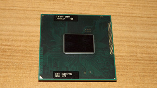 Cpu Intel Core-i5 2540m 2.6ghz G2 Notebook Hm65 Chipset