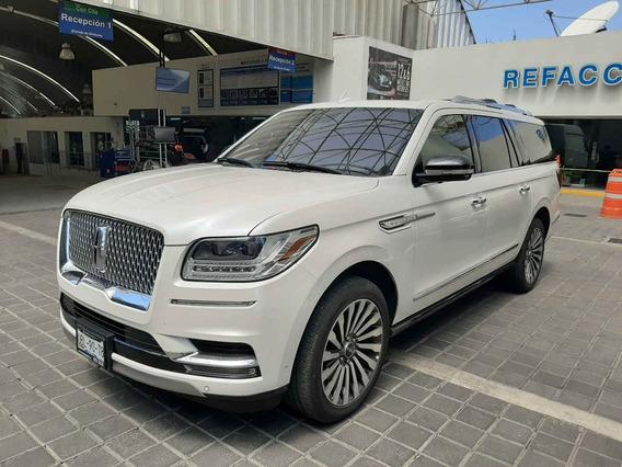 Lincoln Navigator 2018 5p Reserve L V6/3.5/t Aut 4x4