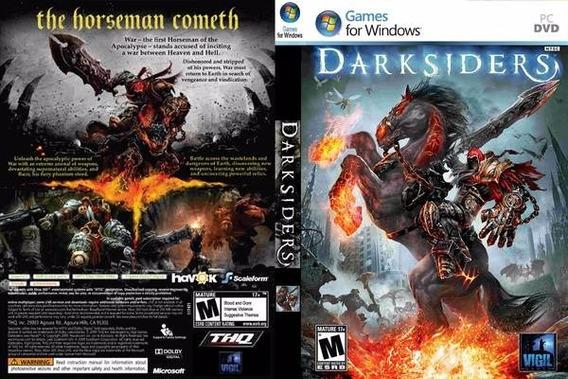 Darksiders 1 E 2 Pc (midia Física)