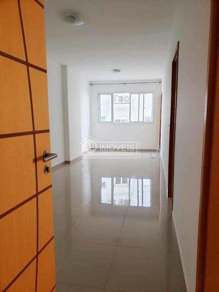 Apartamento Com 1 Dorm, Boqueirão, Santos, Cod: 2926 - A2926