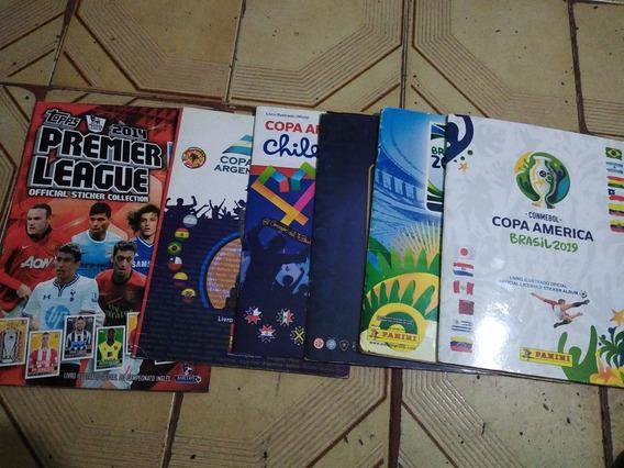 Livros Ilustrados Futebol Lote