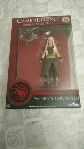 Imagen 1 de 5 de Muñeco Game Of Thrones Legacy Colección Daenerys Targaryen