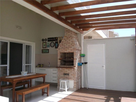 Lindo Sobrado Residencial Condomínio Ilha Das Águas, Salto Sp - So0002 - 33616433