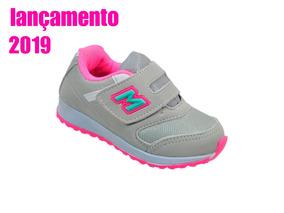 Tenis Infantil Meninas Minipe 20 Ao 27 Refmp7161