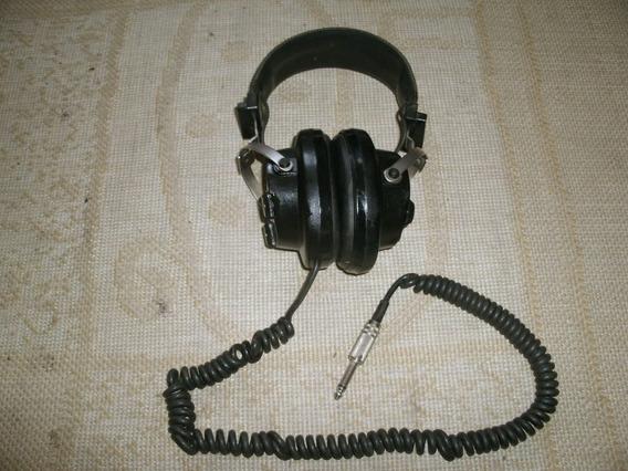 Headphone Antigo Anos 80 Magnavoz Dh 900