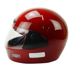 Capacete Moto Masculino Ebf Rox Vermelho