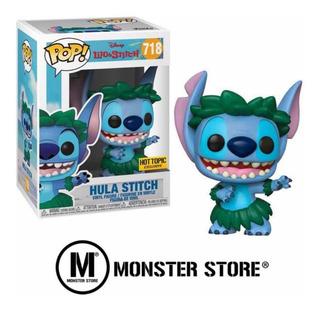 Funko Pop Lilo & Stitch Hula Stitch #718 Hot Topic Exclusive