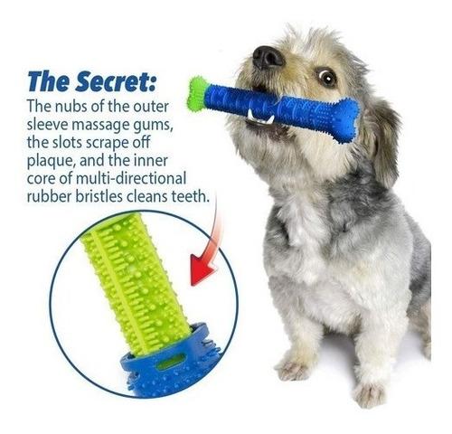 Cepillo De Dientes Perrito Cachorro Cuidado Dental