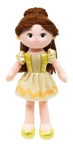 Boneca De Pano Bela Buba Toys.