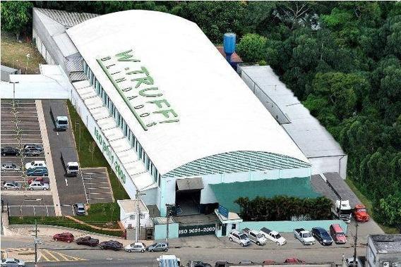 Galpão Industrial À Venda, Granja Viana Ii, Cotia. - Ga0074