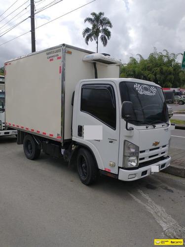Camión Furgón Nhr