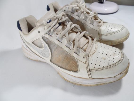 Tenis Nike Air - Vapor Ace - Couro - Tamanho 39