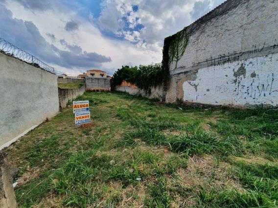 Terreno À Venda, 500 M² Por R$ 550.000,00 - Centro - Votorantim/sp - Te5472