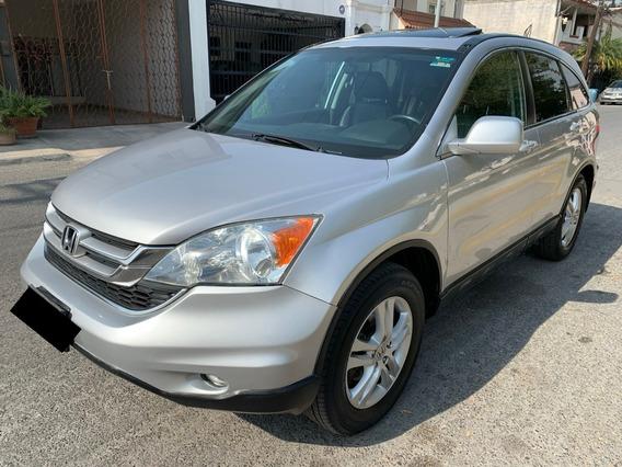 Honda Cr-v Exl Awd Modelo 2011