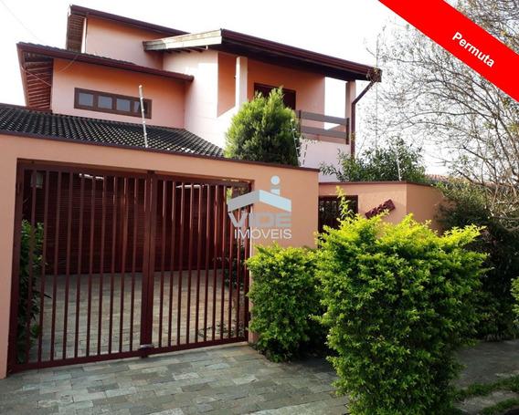 Linda Casa Para Venda Campinas Taquaral - Ca03908 - 34383053