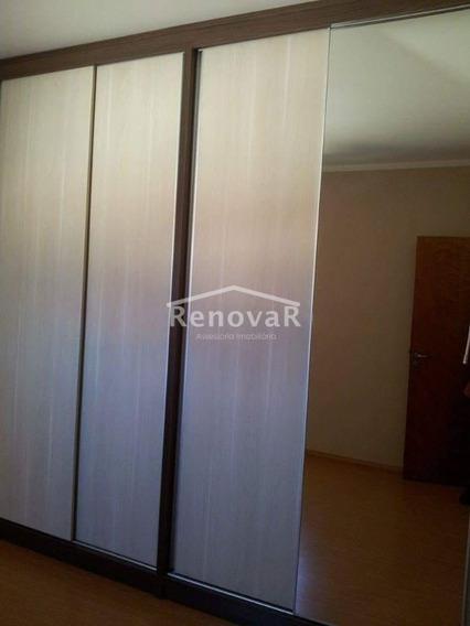Apartamento Para Venda, 3 Dormitórios, Pq. Fabricio - Nova Odessa - 489