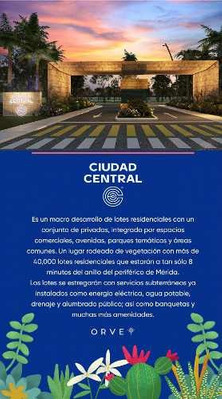 Preventa Estupendo Desarrollo Residencial Norte De Mérida