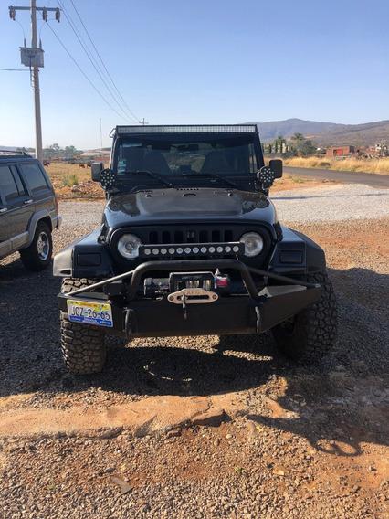 Jeep Wrangler 1999 Motor V8