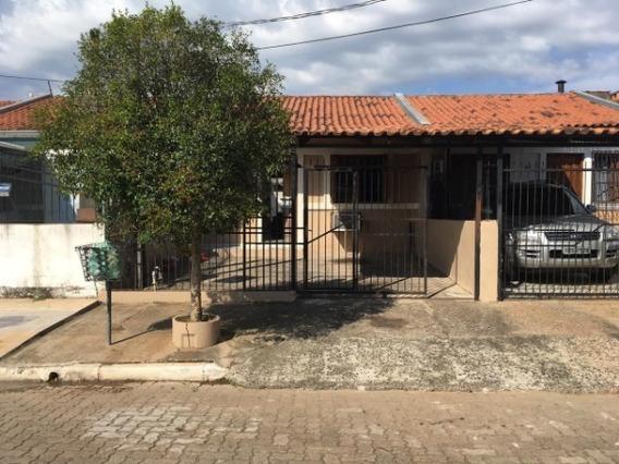 Casa Em São José Com 2 Dormitórios - Sc11462