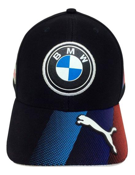 Boné Moto Bmw Azul Marinho
