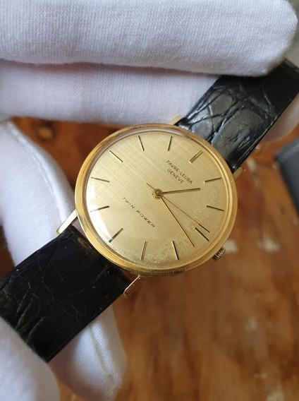 Relógio Favre Leuba Ouro Maciço 18k