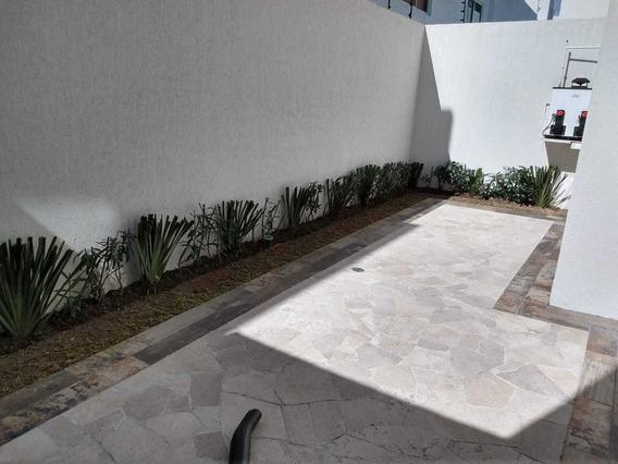 ¡hermosa Residencia Nueva En Renta Parque Hidalgo Lomas De A
