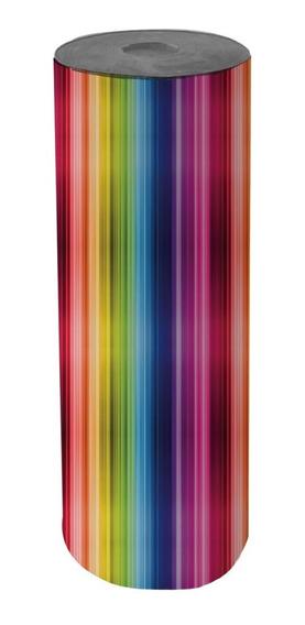 Bobina Papel De Regalo Muresco - 60cm X 200mt Multicolor