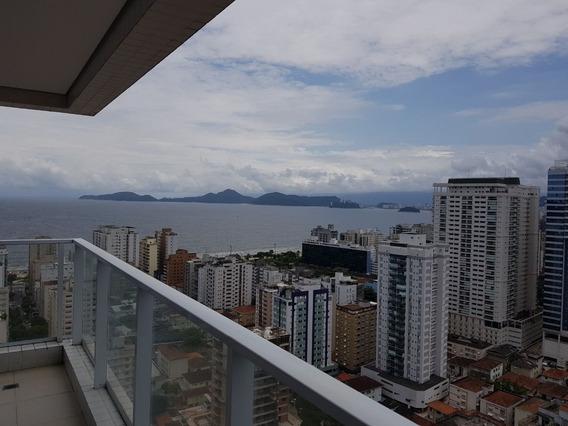 Ponta Da Praia- 3 Suites-v.gourmet-2 Vagas-lazer Total-v.mar